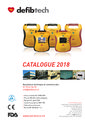 "Photo illustrant le document ""Catalogue Defibtech 2018"""