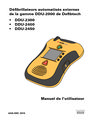 "Photo illustrant le document ""Manuel de l'Utilisateur LifeLine VIEW"""